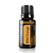 Дикий апельсин / WILD ORANGE ESSENTIAL OIL