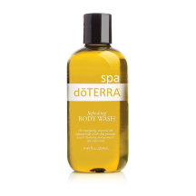 доТЕРРА СПА, Освежающий гель для душа, 250 мл / dōTERRA® SPA Refreshing Body Wash